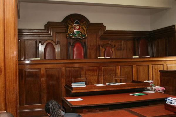 Kenyan Courtroom