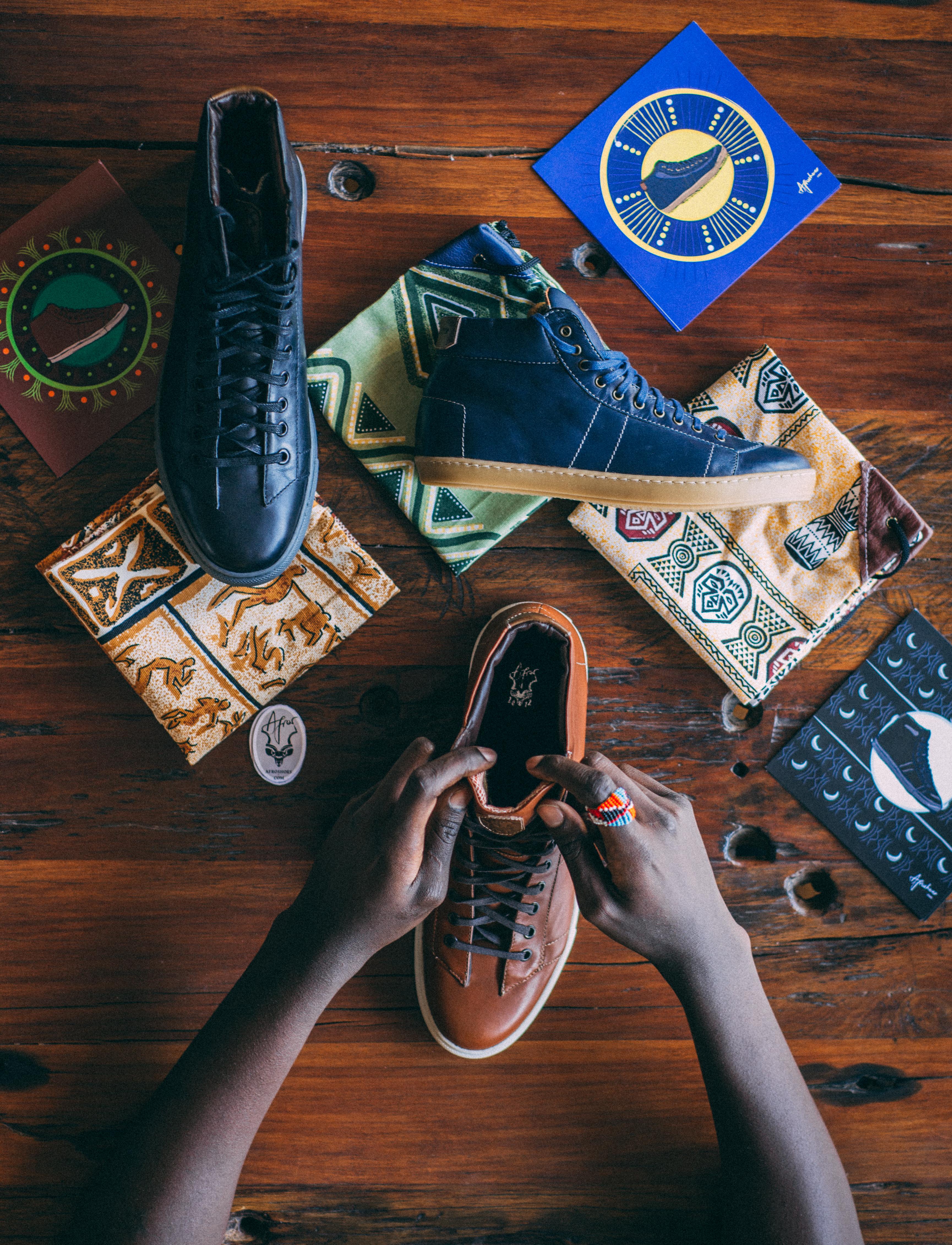 Afroshoes Emo Rugene