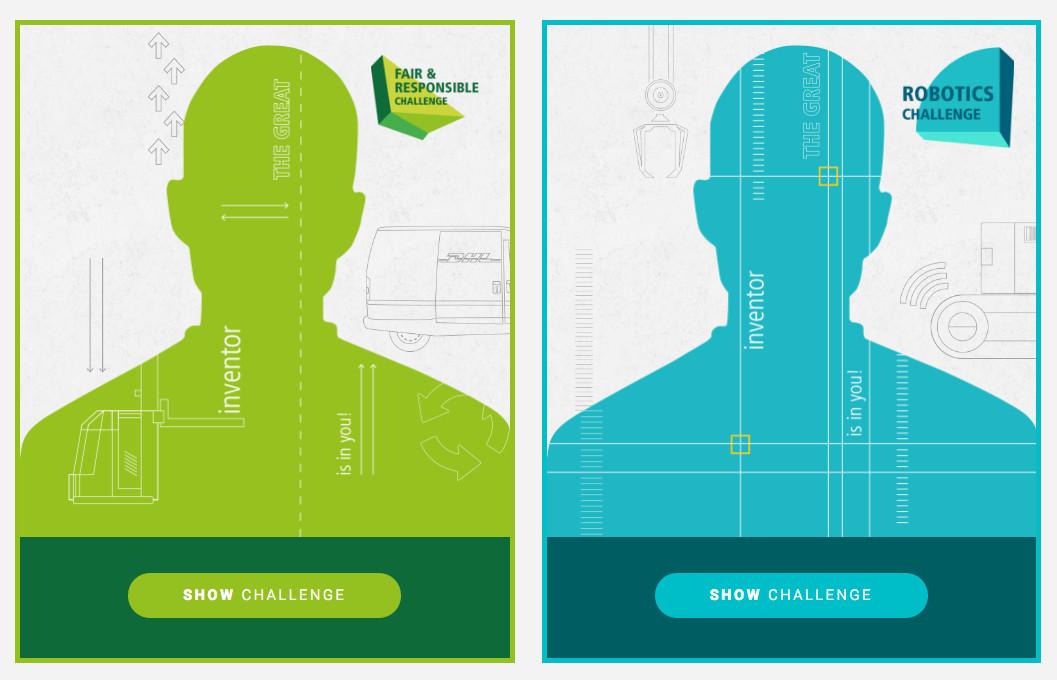 DHL Innovation Challenge