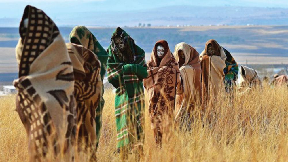 Boys circumcision Rite of Passage