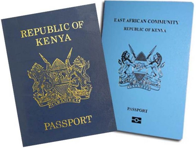 ePassport Issuance at the Kenyan Embassy in Berlin Begins