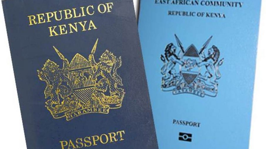 The New Kenyan E-Passport And What It Means To Kenyans In