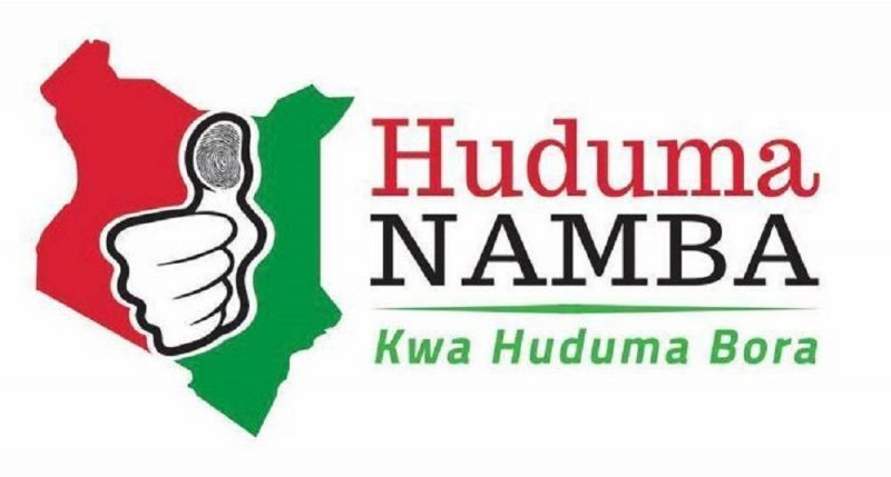 Kenyan Embassy in Berlin Begins Huduma Namba Registration